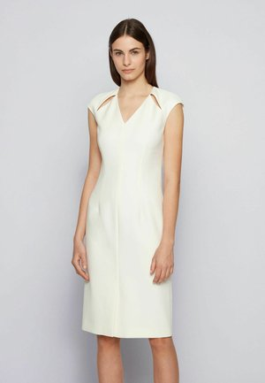 DULIPA - Shift dress - natural