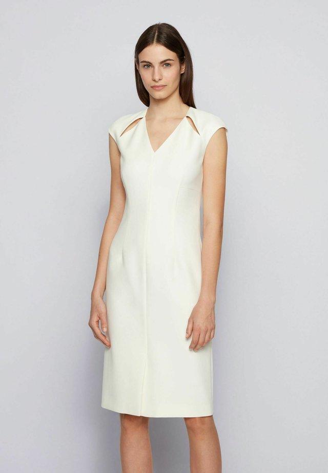DULIPA - Shift dress - natural