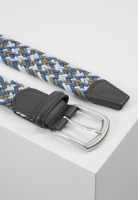 Anderson's - STRECH BELT UNISEX - Braided belt - multicolor - 2