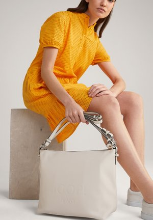 LETTERA DALIA - Handbag - offwhite