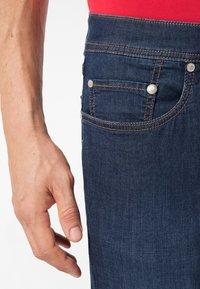 Pierre Cardin - Straight leg jeans - dark blue used - 3
