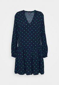 GAP - ZEN TIERED MINI - Day dress - green - 3