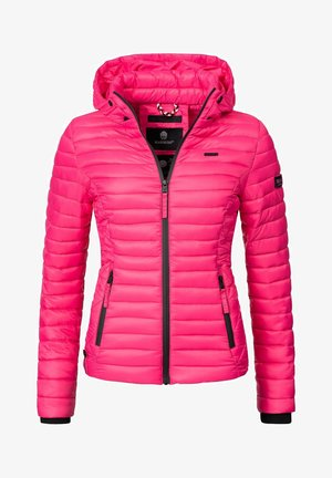 SAMTPFOTE - Winter jacket - pink