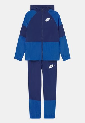 SET UNISEX - Training jacket - blue void/game royal/white