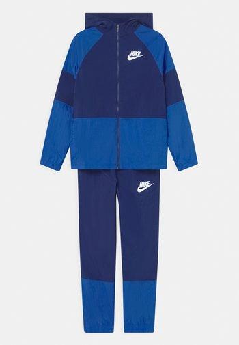 SET UNISEX - Training jacket - blue void/game royal/white