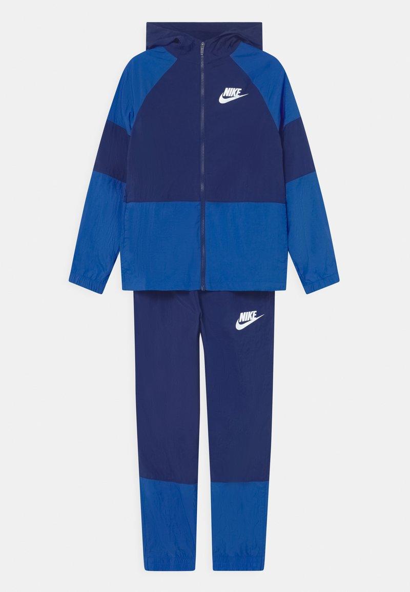 Nike Sportswear - SET UNISEX - Chaqueta de entrenamiento - blue void/game royal/white