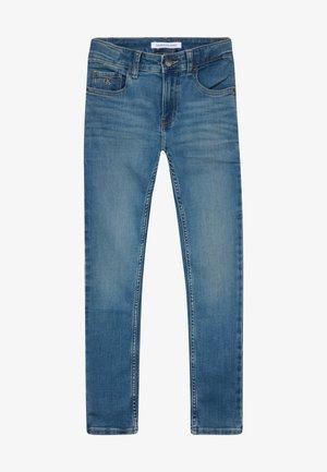 SKINNY DUSK MID - Jeans Skinny Fit - blue denim