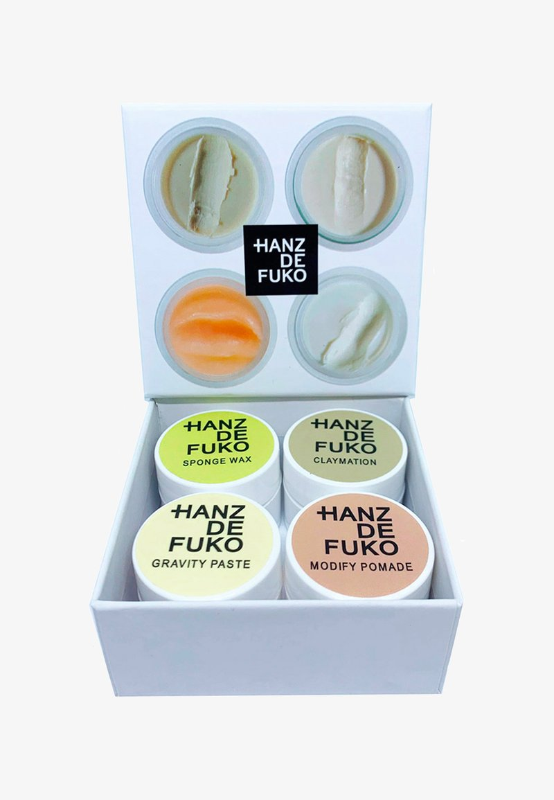 Hanz De Fuko - HANZ DE FUKO THE MINI 4 PACK - Haarset - -