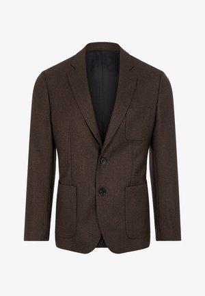 HOPPER MOULINE TWILL - Blazer jacket - hay rack