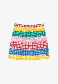 Benetton - Áčková sukně - multi-coloured - 2