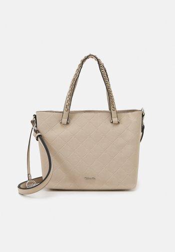 ANASTASIA SOFT - Handbag - sand