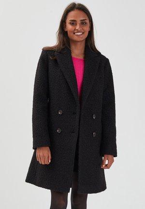 Abrigo clásico - noir