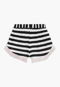 WAUW CAPOW by Bangbang Copenhagen - AUGUSTA STRIPED - Shorts - black/white - 1
