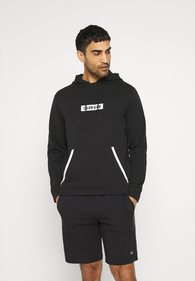 HOODIE - Sweater - black