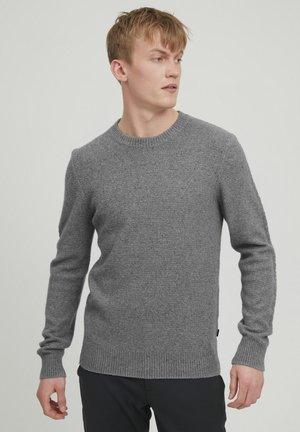 KARLO  - Jumper - mid grey melange