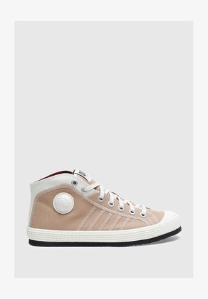 S-YUK MC - Sneakersy wysokie - beige