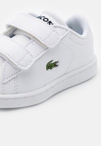 Lacoste - CARNABY EVO - Trainers - white - 5