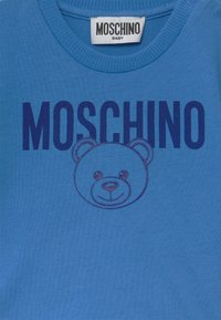 MOSCHINO - UNISEX - Print T-shirt - strong blue - 2