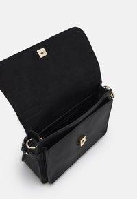 Tommy Hilfiger - SOFT CROSSOVER - Handbag - black - 2