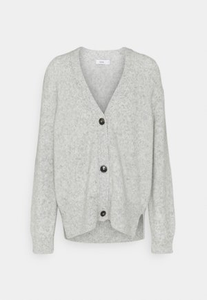 WOMEN´S - Kardigan - light grey melange