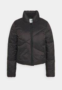 JDY - JDYTIMBER SHORT PADDED  - Winter jacket - black - 0