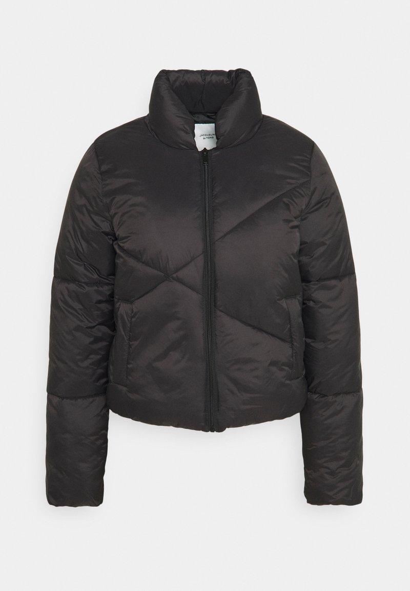 JDY - JDYTIMBER SHORT PADDED  - Winter jacket - black