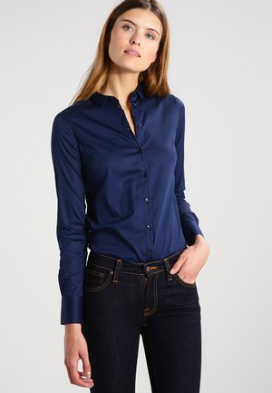 TILDA - Button-down blouse - navy