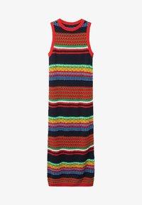 Mango - COLORI - Pouzdrové šaty - rouge - 5