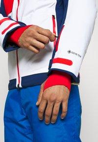 Spyder - TORDRILLO GTX - Snowboardová bunda - white - 4