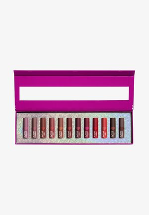MINI MATTE LIPPIE VAULT - Lip palette - -