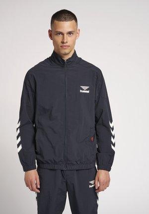 ZIP JACKET - Training jacket - dark navy