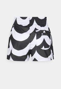 adidas Originals - X MARIMEKKO - Shorts - black/white - 1