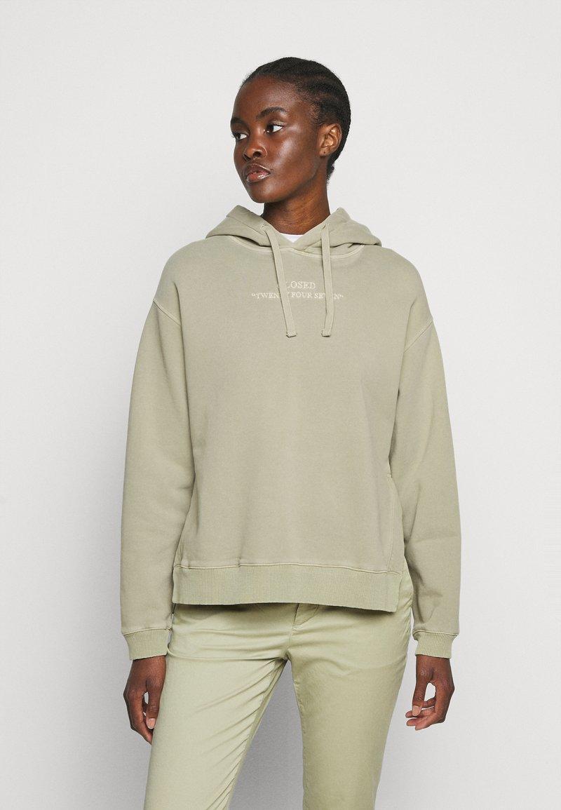 CLOSED - Sweater - green bark