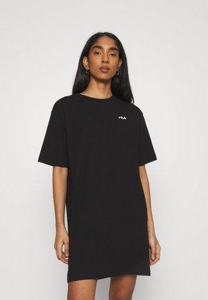 ELLE TEE DRESS - Vestido ligero - black