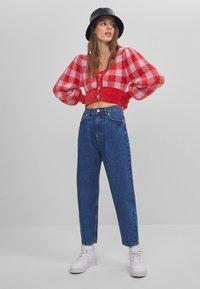 Bershka - Jeans a sigaretta - blue - 1