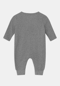 Name it - NBMNIGHTSUIT 2 PACK - Pyjama - grey melange - 1