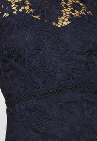 SISTA GLAM PETITE - JANNER - Cocktail dress / Party dress - navy - 6