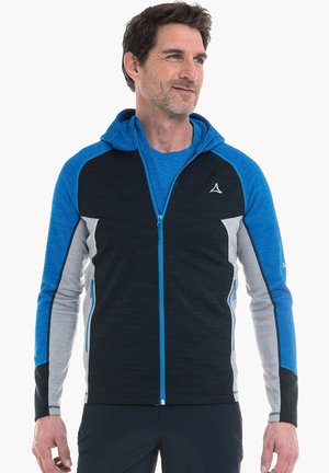 TRENTINO - Fleece jacket - blue
