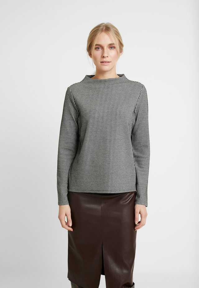 HOUNDSTOOTH - Strickpullover - grey