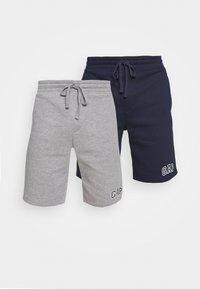 GAP - V LOGO 2 PACK - Shorts - multi - 4
