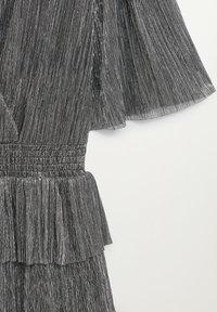 Mango - ASTAIRE - Cocktail dress / Party dress - sølv - 8