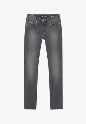 ENA - Jeans Skinny Fit - grey denim