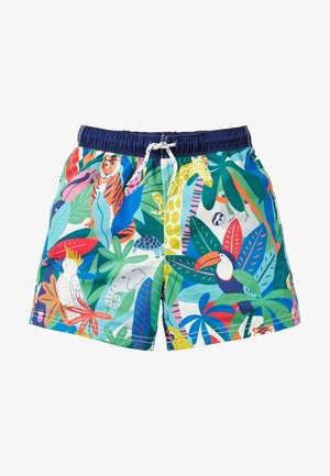Swimming shorts - bunt/ dschungel