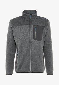 CMP - MAN JACKET - Fleece jacket - antracite - 4