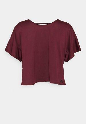 TEE - T-shirt basic - red