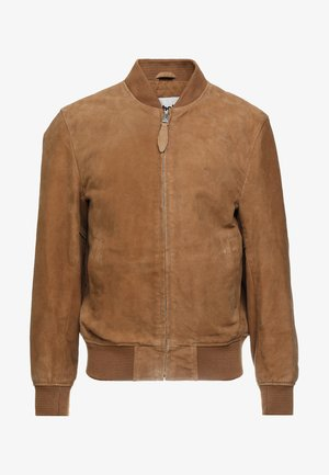 Leather jacket - rost