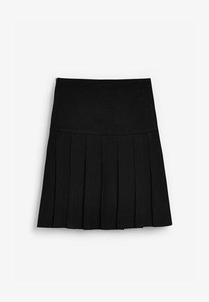 2 PACK - Áčková sukně - black