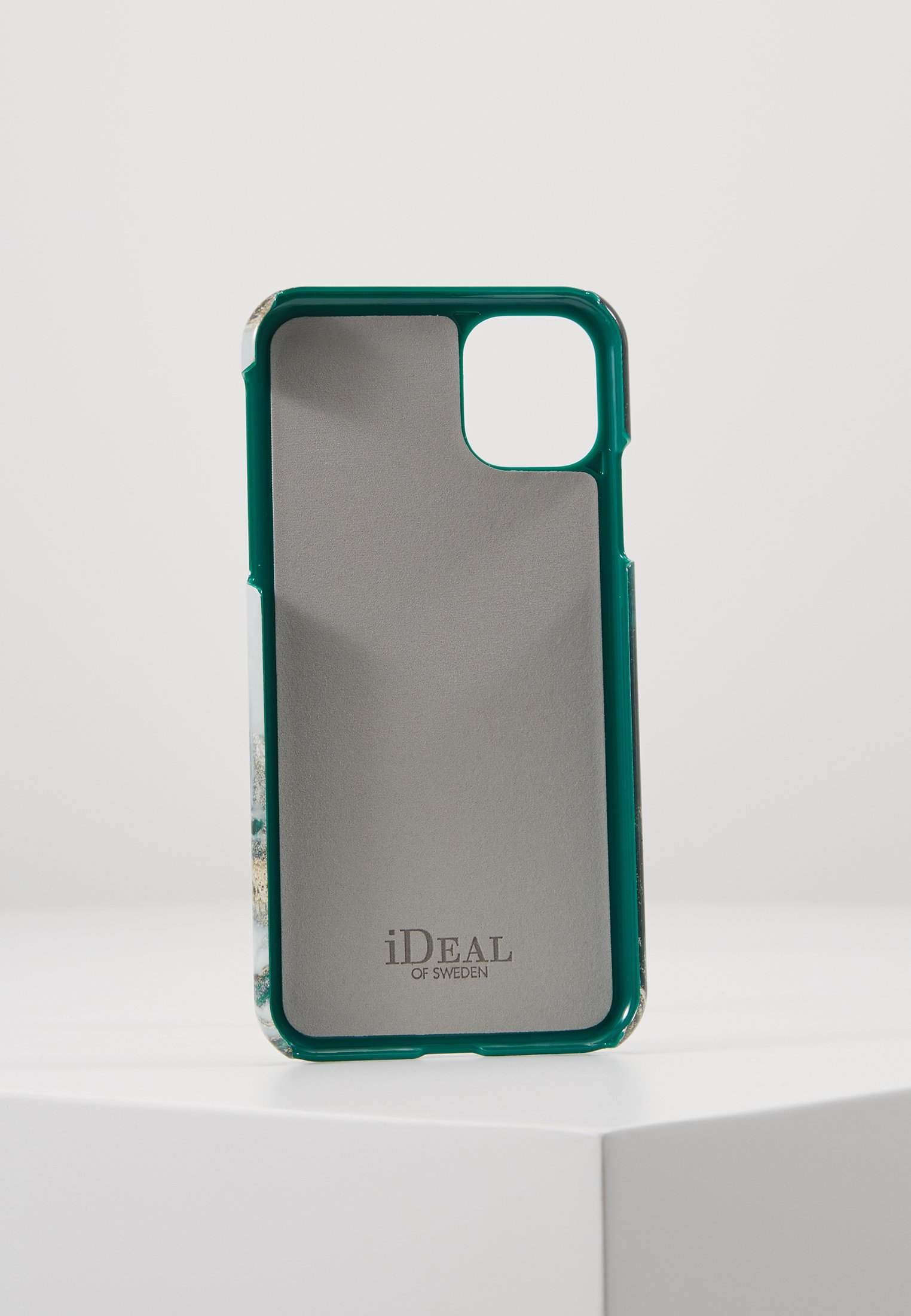 iDeal of Sweden FASHION CASE IPHONE 11 - Mobilveske - gold-coloured/jade/grønn 0BHCN2kKnEiOptv