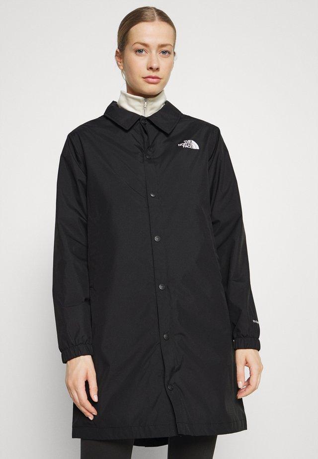 COACHES JACKET - Krátký kabát - black