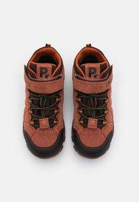 Primigi - UNISEX - Lace-up ankle boots - nero/testa di moro - 3